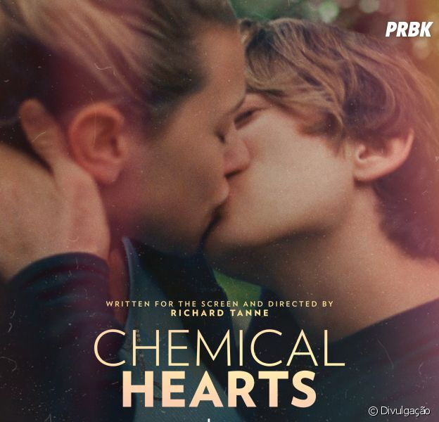 """""""Chemical Hearts"""": com Lili Reinhart eAustin Abrams, filme estreia no Prime Video dia 21 de agosto"""