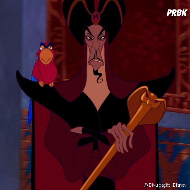 """""""Aladdin"""": vilão Jafar e o estereótipo do homossexual """"afeminado"""""""