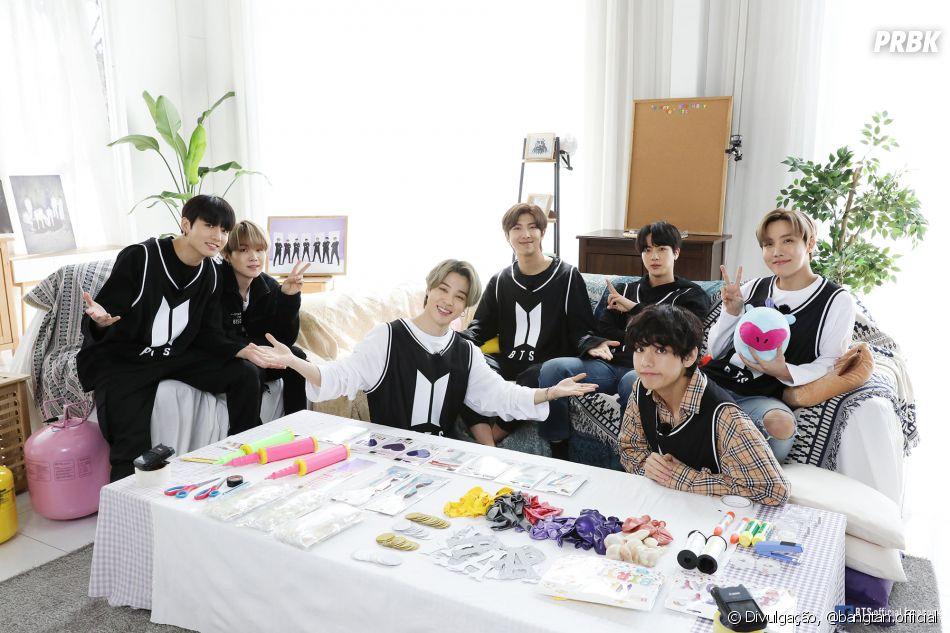 BTS tem várias eram, singles, MVs e tudo mais para conquistar o coração dos Armys