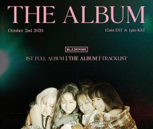 """BLACKPINK: confira alguns detalhes importantes da tracklist do """"The Album"""""""