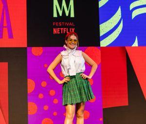 Tudum Festival: Netflix confirma evento e apresentação de Maisa