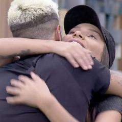 """Inimigos no """"De Férias com o Ex Brasil"""", Stéfani e Lipe têm momento fofo em """"A Fazenda 12"""""""