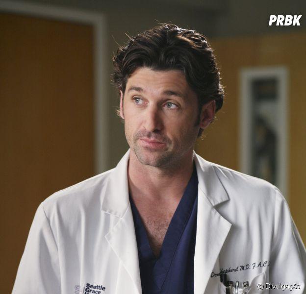 """Grey's Anatomy"": Derek Shepherd (Patrick Dempsey) reencontra Meredith (Ellen Pompeo) na 17ª temporada"