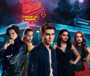 """Riverdale"": showrunner libera cartaz da 5ª temporada e escreve: ""Nada permanece enterrado para sempre"""