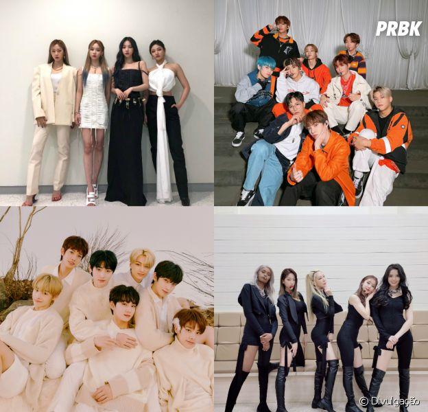 Estes foram os 10 melhores debuts do K-Pop em 2020