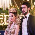 """""""Haja Coração"""": o que dizer do casal sem graça Fedora (Tatá Werneck) e Leozinho (Gabriel Godoy)"""