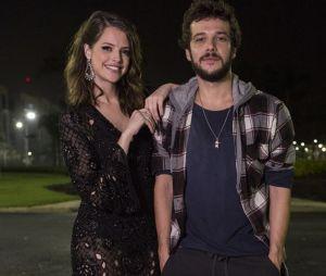 """""""Haja Coração"""": a relação de Giovanni (Jayme Matarazzo) e Camila (Agatha Moreira) é toda muito estranha"""