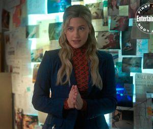 """""""Riverdale"""": Betty (Lili Reinhart) não mudou muito depois de sete anos, né?"""