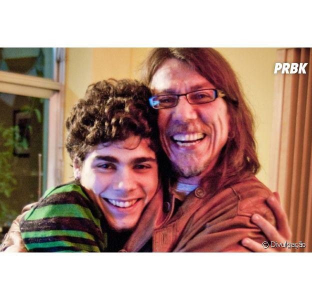 Bruno Giorgi e Lenine: Pai, filho e muito talento na bagagem
