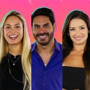 """Quem será o próximo eliminado do """"BBB21"""": Sarah, Rodolffo ou Juliette?"""