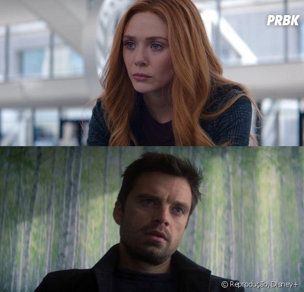 """Marvel: qual é a importância de """"WandaVision"""" e """"Falcão e o Soldado Invernal"""" abordarem saúde mental?"""