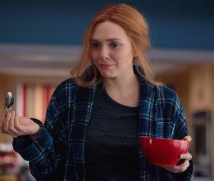 """""""WandaVision"""" abordou o luto de Wanda (Elizabeth Olsen) de forma sensível e com toques de comédia"""