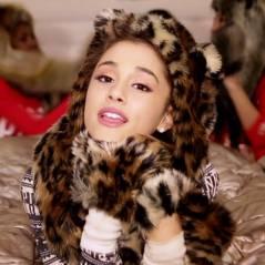 """Ariana Grande lança clipe divertido para sua canção natalina, """"Santa Tell Me"""""""
