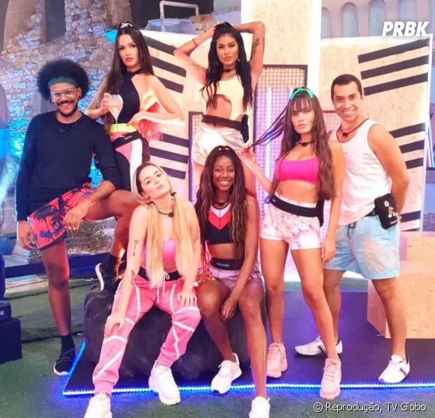 """Batalha de looks do """"BBB21"""": quem se veste melhor? Vote"""