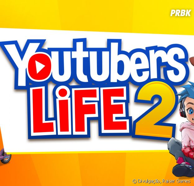 """""""Youtubers Life 2"""" chegará para PC, PlayStation, Xbox, e Nintendo Switch ainda em 2021"""