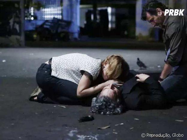 """""""Império"""": Cristina é sequestrada pelo irmão José Pedro"""