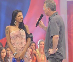 """Participante da quinta edição de """"No Limite"""", Ariadna foi eliminada na primeira semana do """"BBB11"""", com 49% dos votos"""