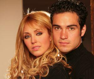 """Mia (Anahí) e Miguel (Alfonso Herrera) formaram um dos casais mais amados de """"Rebelde"""""""