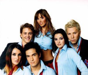 """O grupo musical continuou a fazer shows depois do término de """"RBD"""", encerrando as atividades apenas em 2008"""