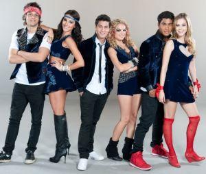 """O grupo musical brasileiro continuou fazendo shows depois do término da novela """"Rebelde Brasil"""", mas acabou em 2013"""