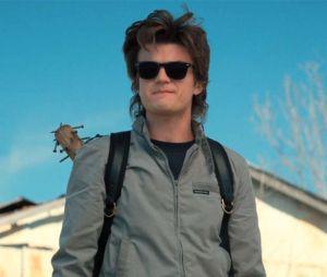 """Fãs de """"Stranger Things"""" acreditam que Steve (Joe Keery) pode morrer na 4ª temporada"""
