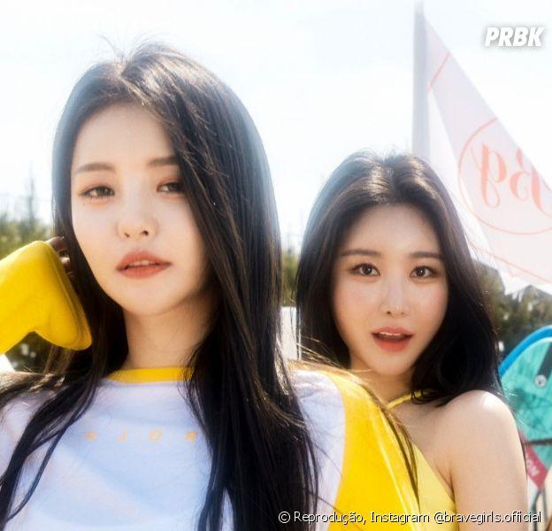 "Brave Girls lança seu quinto mini-álbum ""Summer Queen"""