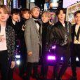 RM é líder do grupo de K-pop BTS, formado também por Jin, Suga, J-Hope, Jimin, V e Jungkook