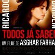 """""""Todos Já Sabem"""" é um filme de suspense estrelado por Penélope Cruz e Javier Bardem"""