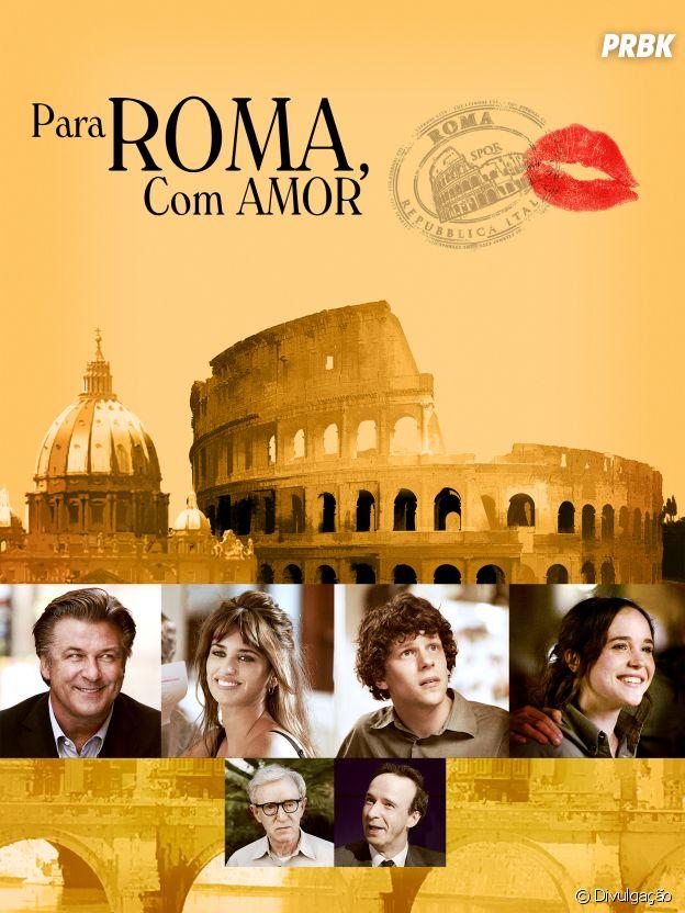 """""""Para Roma, Com Amor"""""""