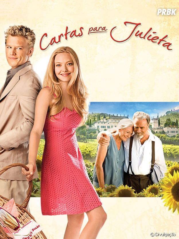 """""""Cartas para Julieta"""""""