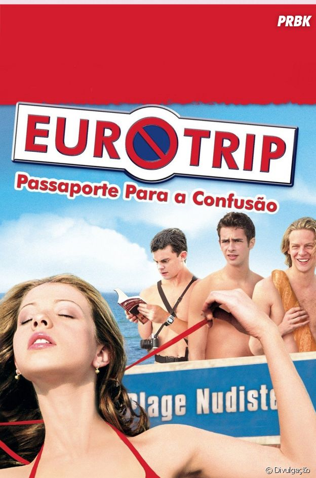 """""""Eurotrip – Passaporte para Confusão"""""""