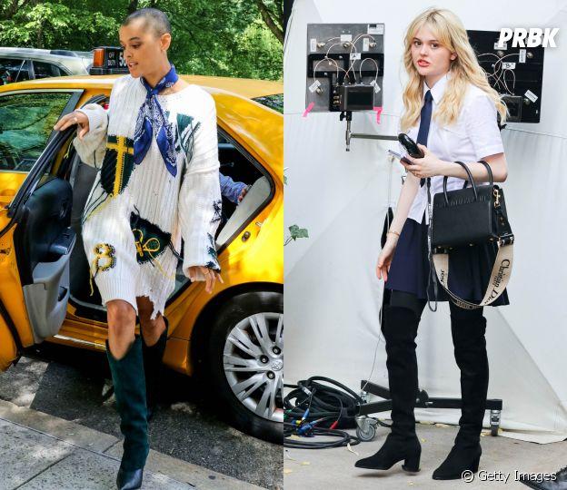 """A moda das personagens de """"Gossip Girl"""""""