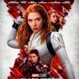"""Scarlett Johansson abriu um processo contra a Disney por quebra de contrato pela estreia simultânea de """"Viúva Negra"""" nas salas de cinema e no Disney+"""