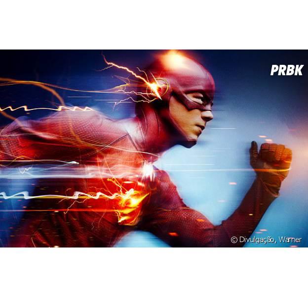 """Série """"The Flash"""" chega em breve na Globo"""