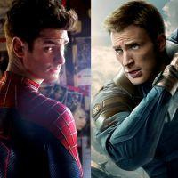 """Crossover de """"Homem-Aranha"""" e """"Capitão América"""" tem detalhes revelados. OMG!"""