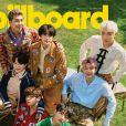 A revista física com o BTS será lançada neste sábado (28)