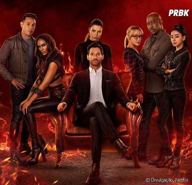 """""""Lucifer"""": 10 fatos legais sobre a última temporada da série"""