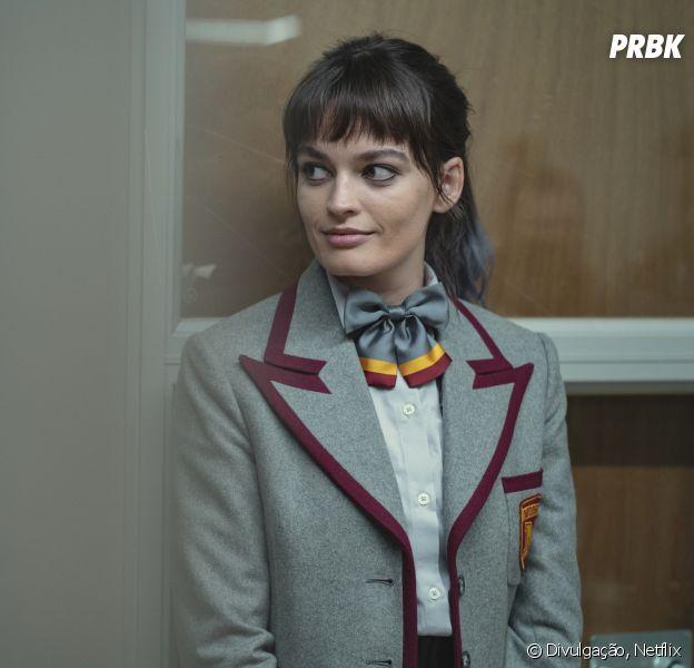 """""""Sex Education"""": Emma Mackey, a Maeve, lembra os melhores pontos da temporada"""