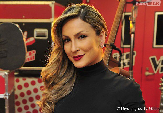 "Claudia Leitte vai lançar música inédita na final do ""The Voice Brasil"""