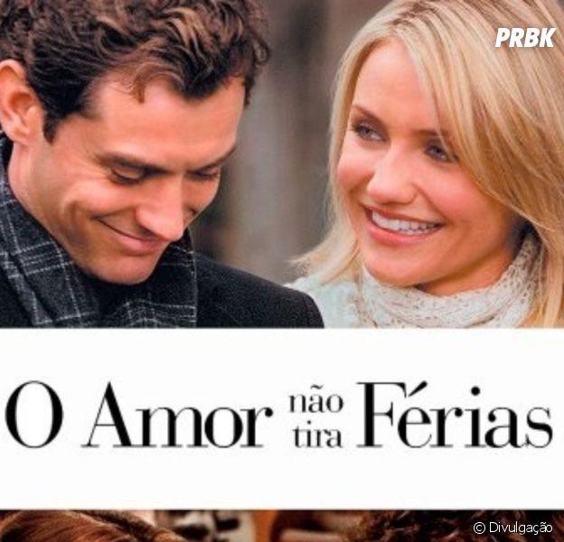 """""""O Amor Não Tira Férias"""" está no Telecine"""