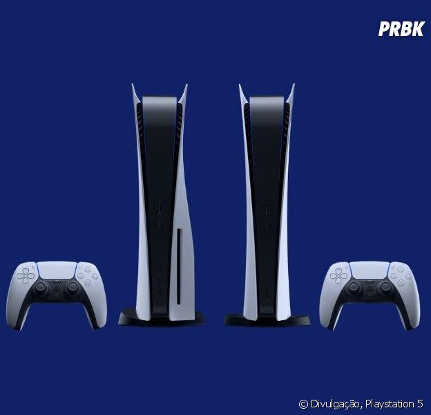 PlayStation 5: dois modelos do console voltam ao estoque na Amazon!