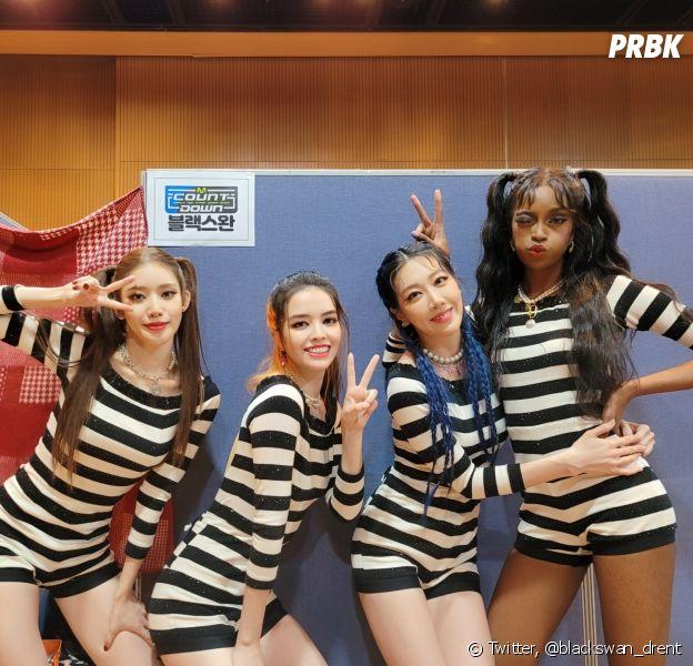 K-pop: comeback de Blackswan saiu. Saiba tudo! - Purebreak