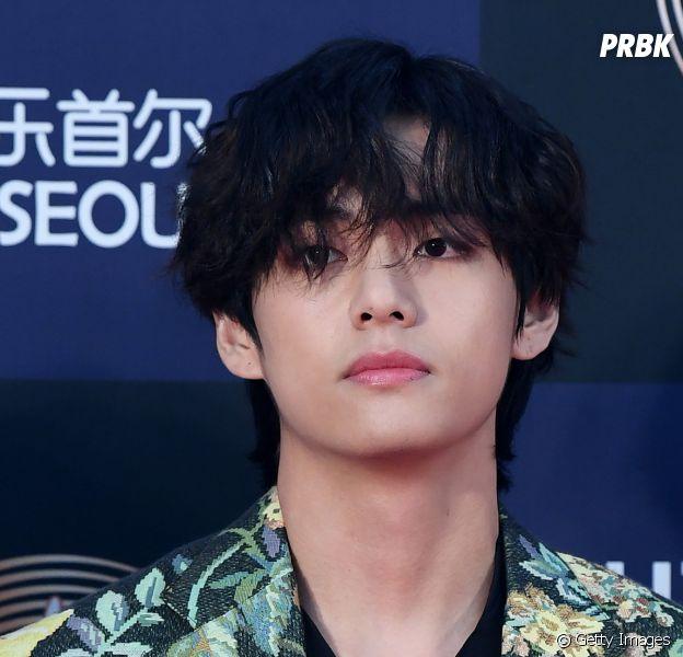 Polêmica no K-Pop! V, do BTS, desabafa após repercussão de rumor de namoro