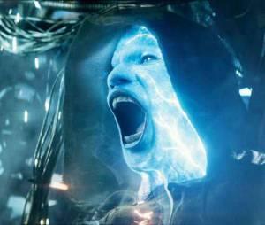 """Jamie Fox vem como o vilão Electro no filme""""O Espetacular Homem-Aranha 2"""""""