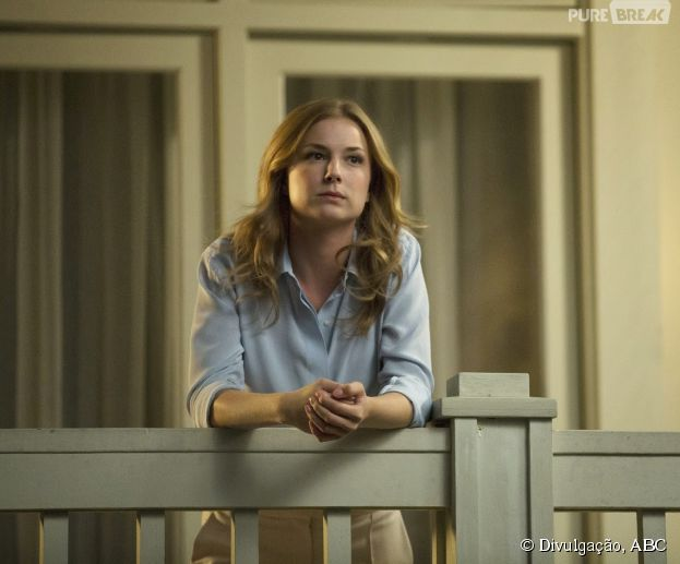 """Emily (Emily VanCamp) pode não sair ilesa de tudo que já fez no final de """"Revenge"""""""