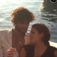 Bruna Marquezine e Marlon Teixeira dão rolé de barco com amigos!