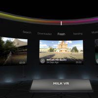 Aplicativo Samsung Milk chega às Smart TVs da marca com direito a dispositivo de realidade virtual