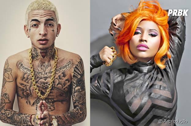 Um rap juntinhos? MC Guime e Nicki Minaj poderiam lançar um novo sucesso