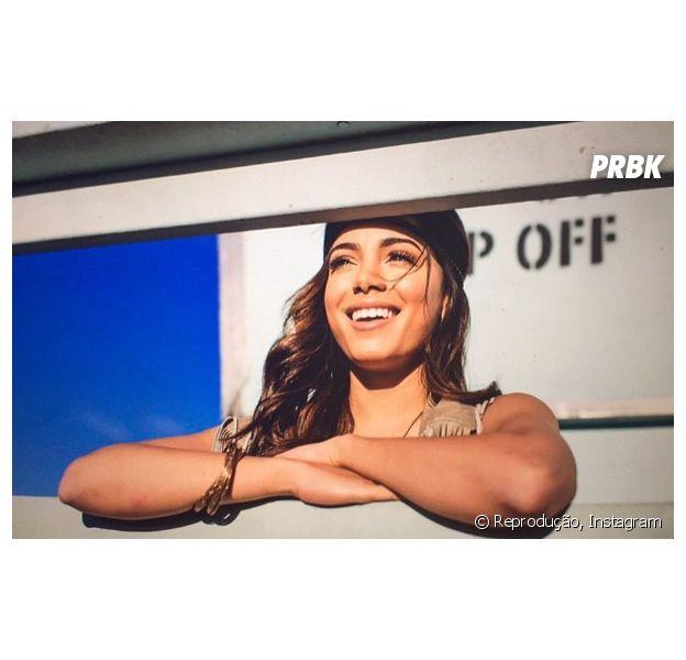 Anitta entra em estúdio e se prepara para lançar novo CD