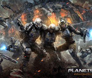"""""""Planetside 2"""" para PS4 entra em fase de Closed Beta em janeiro"""